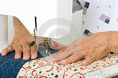 设备quilter缝制