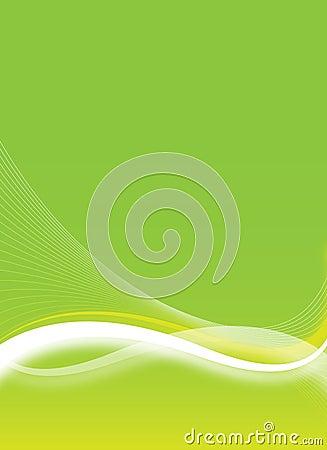 设计传单绿色图片