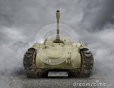 谢尔曼・ Tank将军
