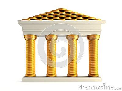 象征性的银行