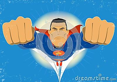 超级的英雄