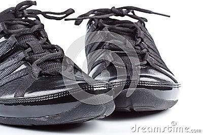 跑步的对鞋子