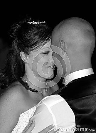 跳舞第一个婚礼