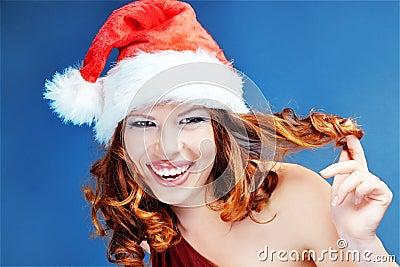 辅助工圣诞老人