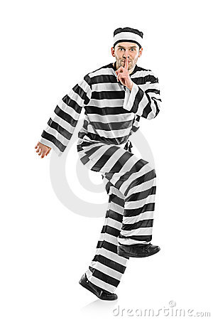 逃脱的囚犯