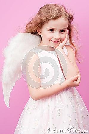 逗人喜爱的天使
