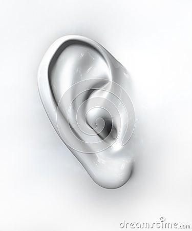 通用的耳朵图片