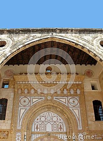 阿拉伯曲拱