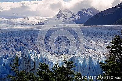 阿根廷冰川莫尔诺巴塔哥尼亚perito