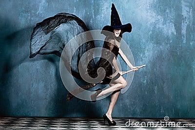 青少年的巫婆