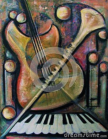 音乐的仪器