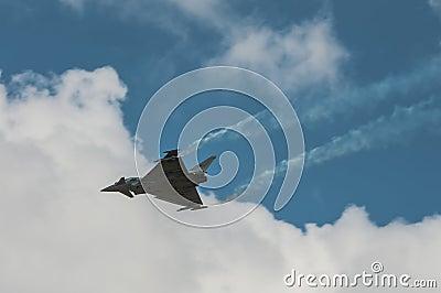飞行表演2013年,拉多姆2013年8月30日 图库摄影片