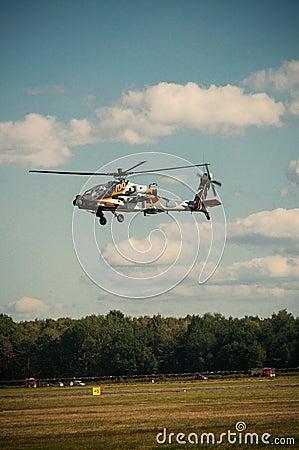 飞行表演2013年,拉多姆2013年8月30日 编辑类库存照片