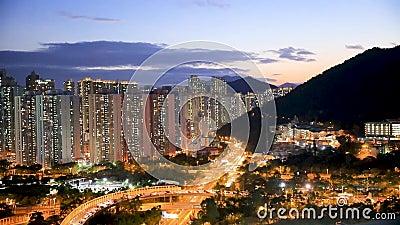 香港东港区 影视素材