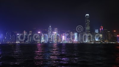 香港中区 影视素材