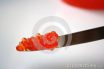 鱼子酱红色