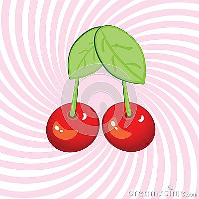 鲜美的樱桃