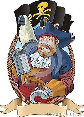 海盗和鹦鹉_鹦鹉海盗