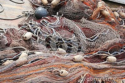 δίχτυ του ψαρέματος