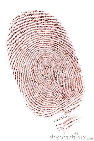δακτυλικό αποτύπωμα