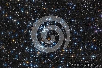 Διπλή συστάδα αστεριών