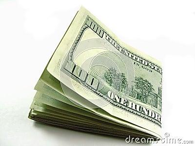 δολάρια εκατό ένα
