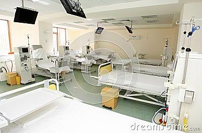 δωμάτιο νοσοκομείων