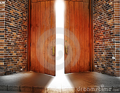 двери церков