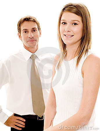 деловые партнеры