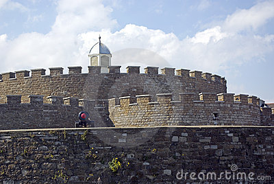 дело замока зубчатых стен