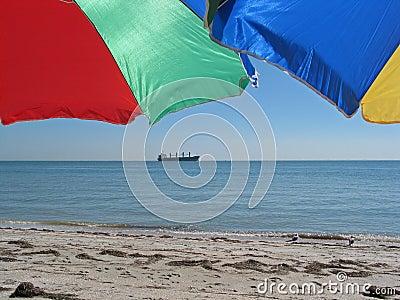 день пляжа
