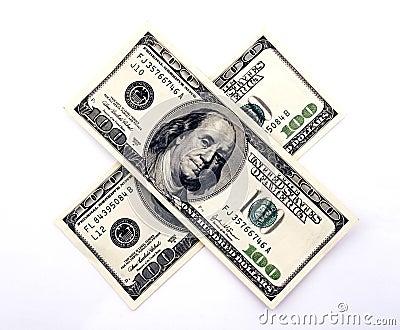 доллары 100 2