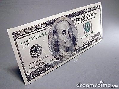 доллар 100 одно
