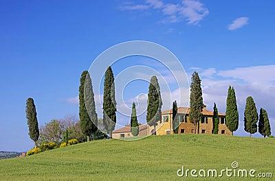 Дом Тосканы