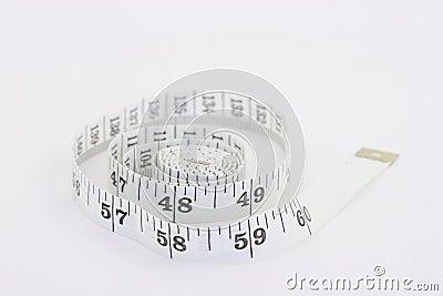 дюймы ленты измерения