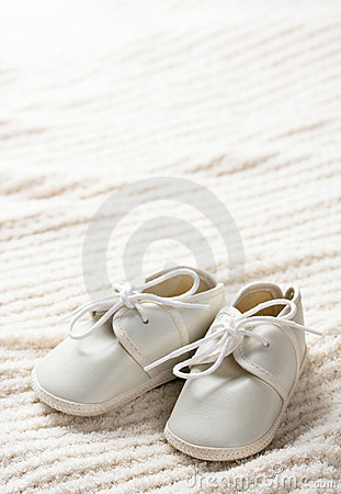 婴孩一揽子鞋子