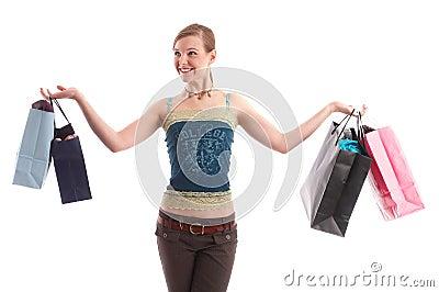 购物的浏览