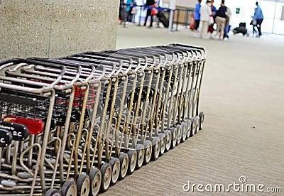 购物车皮箱
