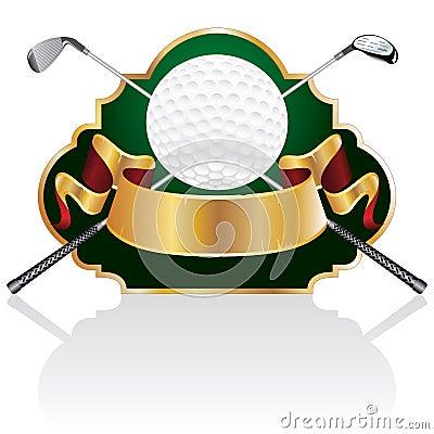 巴洛克式的高尔夫球