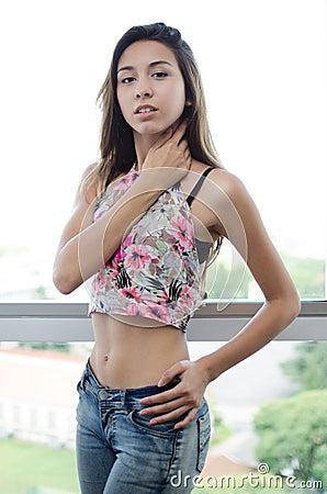 Model Jeans Erotic Teen 72