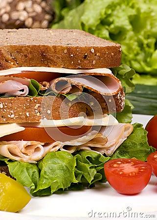 009个熟食店三明治