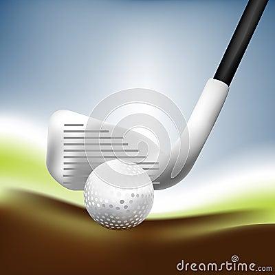 01高尔夫球