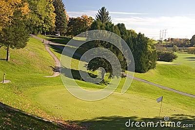 02高尔夫球视图