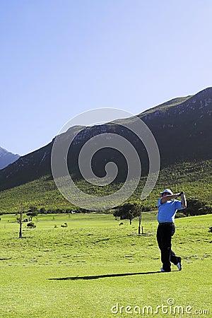 гольф 03