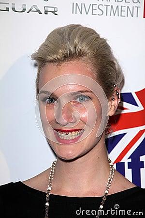 04 12 24 smed för los för läge för lansering för kiera för angeles britweekca official privata Redaktionell Bild