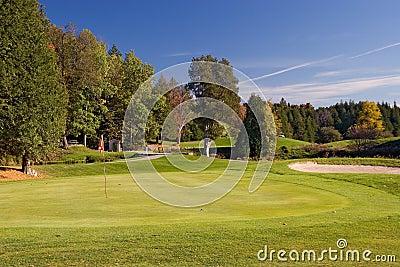 05高尔夫球视图