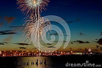 07-04-06 Stuart, FL fireworks (4)