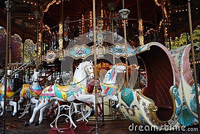 0ld Carousel