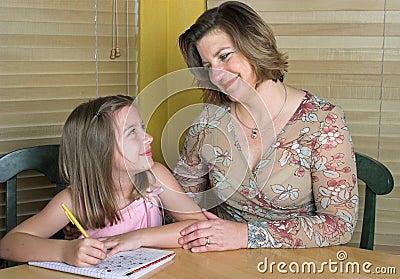 1帮助的家庭作业