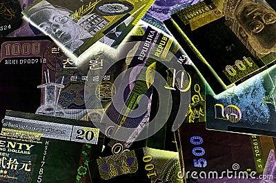 1 мир валюты